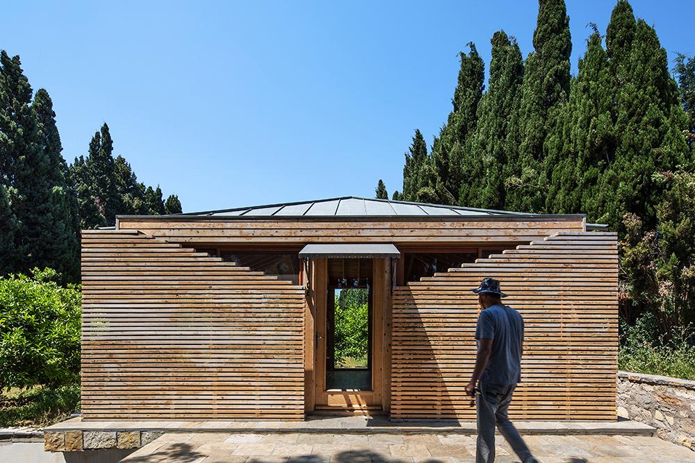 Servili Bahçe projeleri2017 Koleksiyon Mimarları ağırlıyor sergisinde yer aldı.